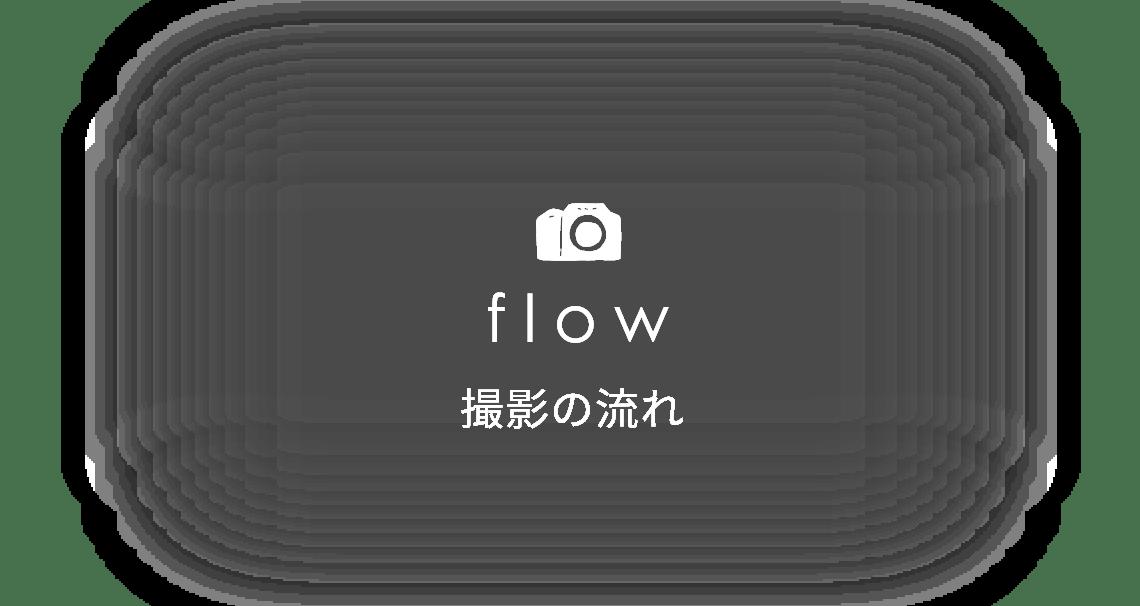 flow 撮影の流れ